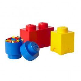 Sada 3 úložných boxů LEGO®