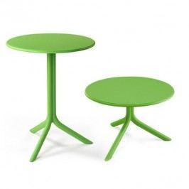 Zelený nastavitelný zahradní stolek Nardi Garden Spritz