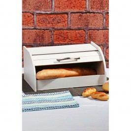 Bílý bambusový chlebník Kosova Breadbox