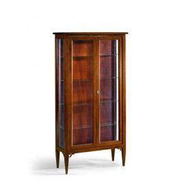 Dřevěná vitrína Castagnetti Noce