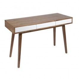 Dřevěný pracovní stůl Santiago Pons Woody