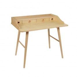 Dřevěný pracovní stůl Santiago Pons Bureau