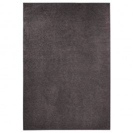 Antracitový koberec Hanse Home Pure, 160x240cm