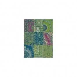 Zeleno-modrý běhoun Hanse Home Prime Pile, 80x150cm