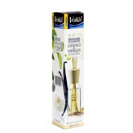 Vonný difuzér s vůní santalového dřeva a vanilky Cosatto Perfume