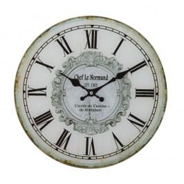 Nástěnné hodiny Mauro Ferretti Cousin, 34 cm