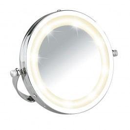 Kosmetické zrcátko s LED osvětlením Wenko Brolo