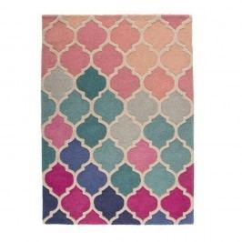 Vlněný koberec Flair Rugs Rosella, 80x150cm