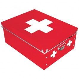 Úložný box na léky Incidence Cross