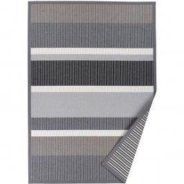 Šedý vzorovaný oboustranný koberec Narma Märdi, 160x230cm