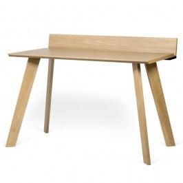 Psací stůl v dekoru dubového dřeva TemaHome Loft