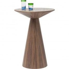 Barový stolek v designu ořechu Kare Design Backstage