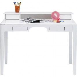 Bílý pracovní stůl Kare Design Brooklyn