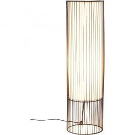 Černá stojací lampa Kare Design Capello, výška70cm