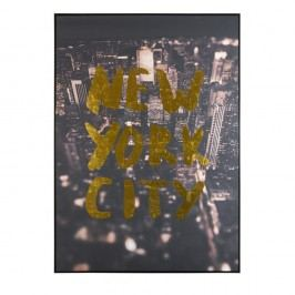Nástěnný obraz Santiago Pons New Yorl, 100x140cm