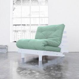 Variabilní křeslo Karup Design Roots White/Mint