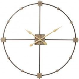 Nástěnné hodiny Kare Design Clock Beam, ⌀85cm