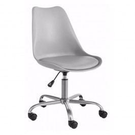 Šedá kancelářská židle Støraa Dan