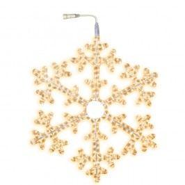 Svítící hvězda Best Season Warm Snowflake, Ø 75 cm