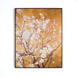Ručně malovaný obraz Graham & Brown Blossom,70x90cm