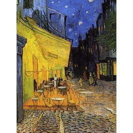 Reprodukce obrazu Vincenta van Gogha - Cafe Terrace, 40x30cm