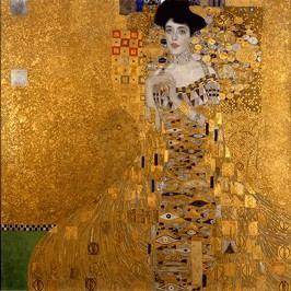 Reprodukce obrazu Gustav Klimt - Bauer I, 60x60cm