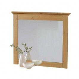 Zrcadlo s rámem z borovicového dřeva Støraa Monroe