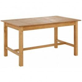 Přírodní jídelní stůl z borovicového dřeva Støraa Randy, 100x220cm
