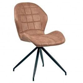 Hnědá židle LABEL51  Ferm