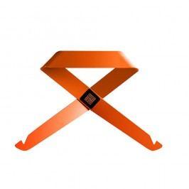 Oranžový nástěnný věšák MEME Design Fiocco