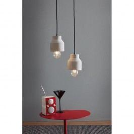 Dvojité závěsné svítidlo s betonovým stínidlem MEME Design Tatius