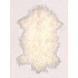 Krémově bílý vlněný koberec z ovčí kožešiny Auskin Torry,60x80cm