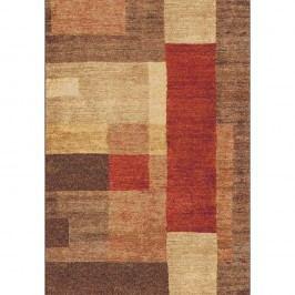 Hnědý koberec Universal Delta, 115x160cm
