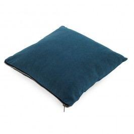 Modrý polštář Geese Soft, 45x45cm