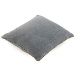 Světle šedý polštář Geese Soft, 45x45cm