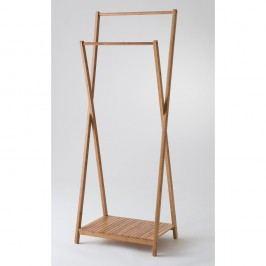 Bambusový stojan na oblečení Compactor Range