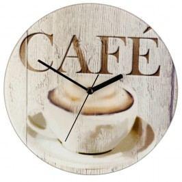 Nástěnné hodiny Wenko Coffee, ⌀ 27cm