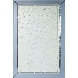 Nástěnné zrcadlo  Kare Design Raindrops, 120x80cm