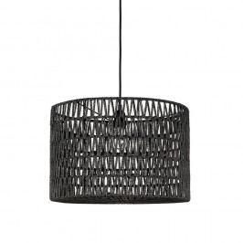 Černé stropní svítidlo LABEL51 Stripe