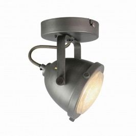 Šedé nástěnné svítidlo LABEL51 Spot Moto Uno