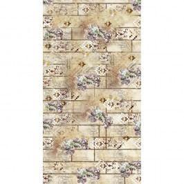 Odolný koberec Vitaus Erika,50x80cm
