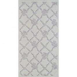 Béžový odolný bavlněný koberec Vitaus Scarlett, 60x90cm