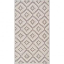Odolný bavlněný koberec Vitaus Art Bej, 120x180cm