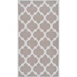 Odolný koberec Vitaus Madalyon Bej, 80x150cm