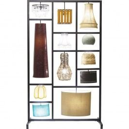 Stojací lampa Kare Design Parecchi Art House, výška185cm