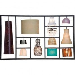 Nástěnné svítidlo Kare Design Parecchi Art House, šířka185cm