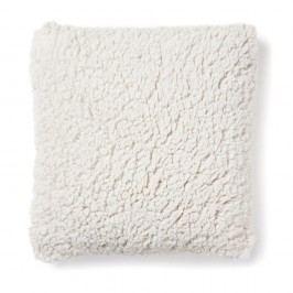 Bílý polštář La Forma Cora, 45x45cm