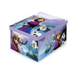 Úložný box s rukojeťmi Domopak Living Frozen