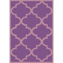 Fialový koberec Universal Nilo, 190 x 280 cm