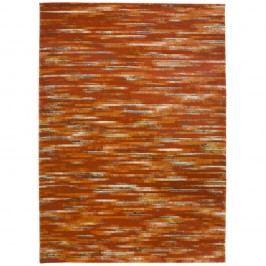 Oranžovohnědý koberec Universal Neo, 140x200cm